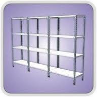 parantes, estantes, gavetas y estanterias de 2mts a 3mts