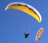 parapente independence dragon 2