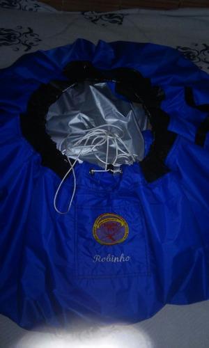 parapente mochila quick pack ( saco de roubada)
