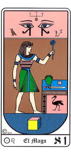 parapsicologa - videncia - tarot egipcio - mediumunidad