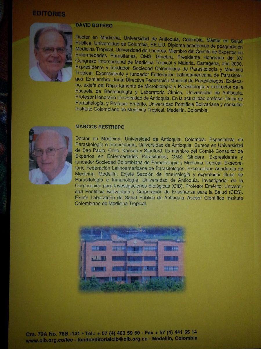 parasitologia de botero 4ta edicion pdf