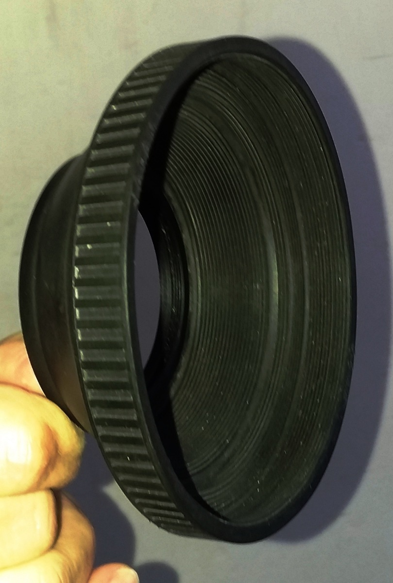 Gran angular-parasol-parasol-lens Hood 55mm