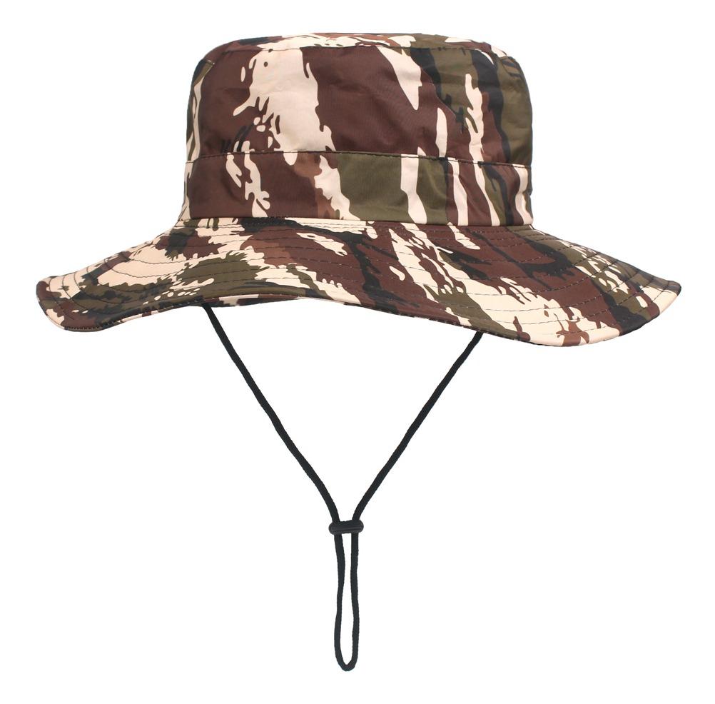 aea5dacd5c6a Parasol De Verano Para Hombre, Sombrero De Ala Ancha, A Prue