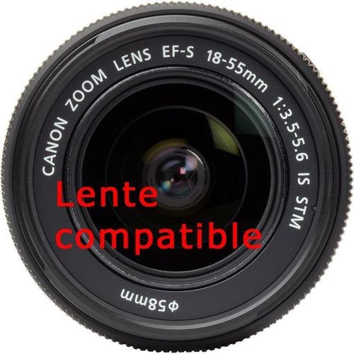 parasol ew-63c para lente canon 18-55mm is stm
