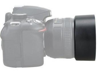 parasol hb-47 lente nikon 50mm 1.8g-1.4g - yongnuo 50mm 1.8