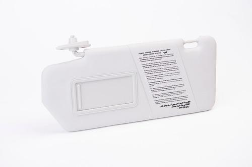 parasol izq.c/espejo fiat nuevo palio fase ii 14/17