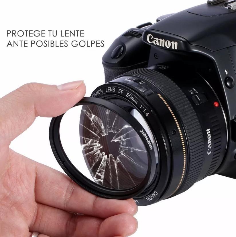 parasol lente + filtros polarizados uv densidad neutra 58mm. Cargando zoom. 061e852066