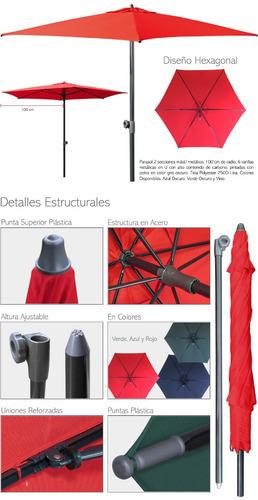 parasol marca futai modelo q100