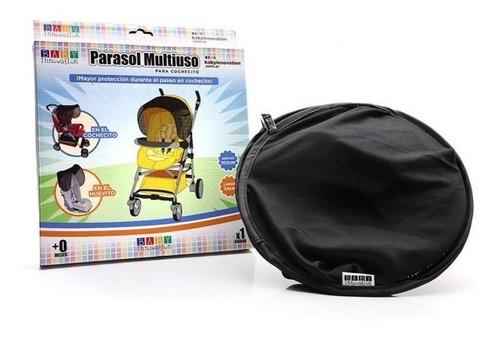 parasol multiuso universal adaptable a huevitos y cochecitos