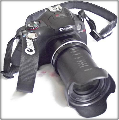 parasol p camera canon lh-dc60 sx20 sx30 sx40 sx-50 hs