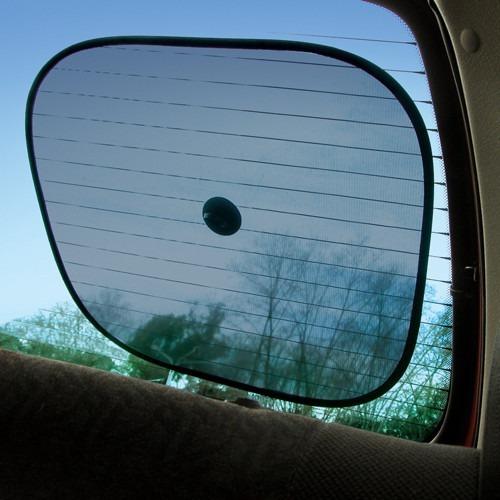 parasol para el auto love con sopapas 2 unidades