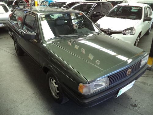 parati 1.8 gasolina  1992 /1992 verde un dono 75000 km veja!