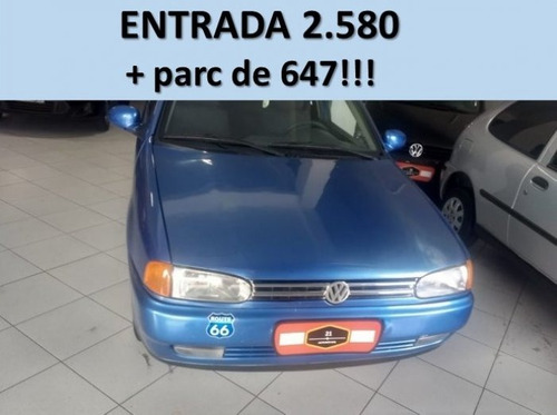 parati 1.8 mi club 8v gasolina 2p manual