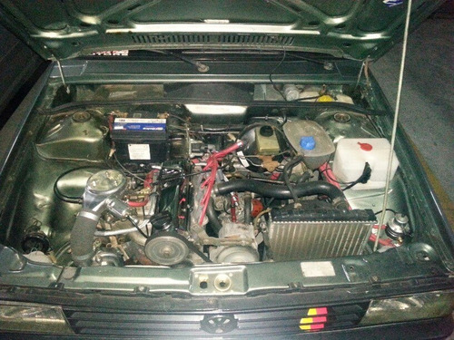 parati gl 1.9 turbo forjada (zerada) aceito trocas