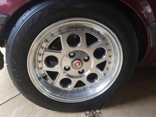parati turbo injetada 1993 legalizada