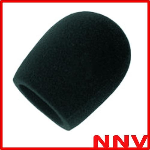 paraviento antipop para microfono dinamico universal bgr nnv