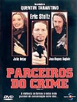 parceiros do crime dvd raro