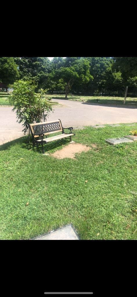 parcela cementerio del este inmejorable ubicación