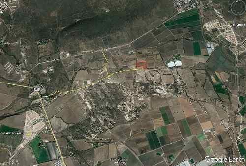 parcela de  2.55 hectáreas. factibilidad de uso de suelo