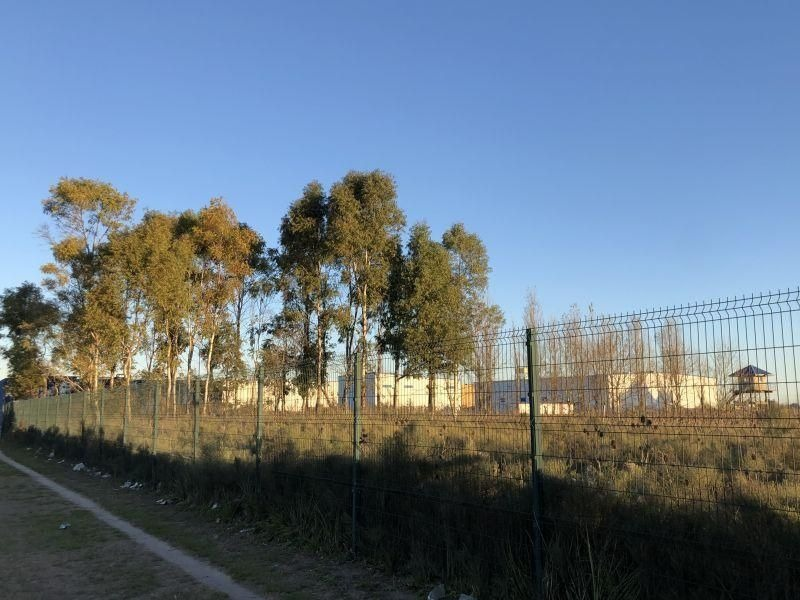 parcela en excelente ubicación, lindera a correo argentino