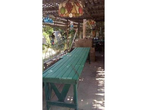 parcela en venta con cabaña, excelente ubicación, lo gamboa, olmué