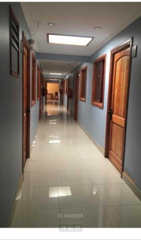 parcela hostal / casa administración