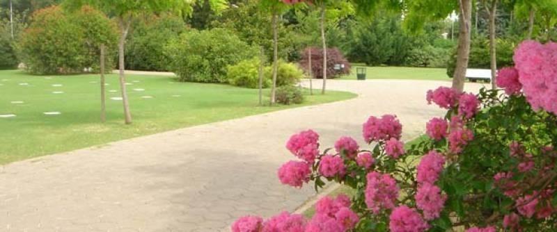 parcela - jardin de paz (pilar) sector  glicinas