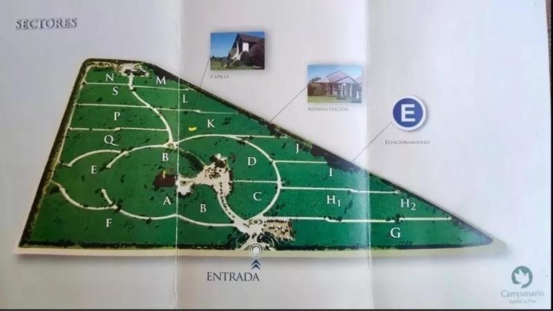 parcela parque campanario sector k - manzana 16 - parcela 36