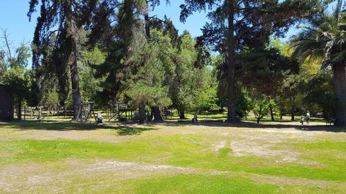 parcela vista a palmar milenario. reserva oasis la campana
