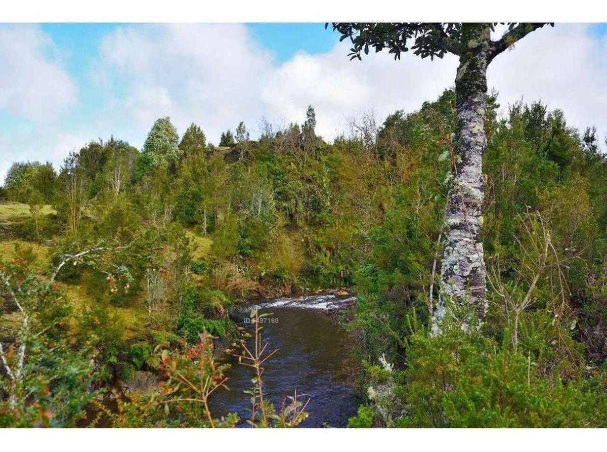 parcelas entreríos, ruta a lauca en la unión del río chico y el río las marcas