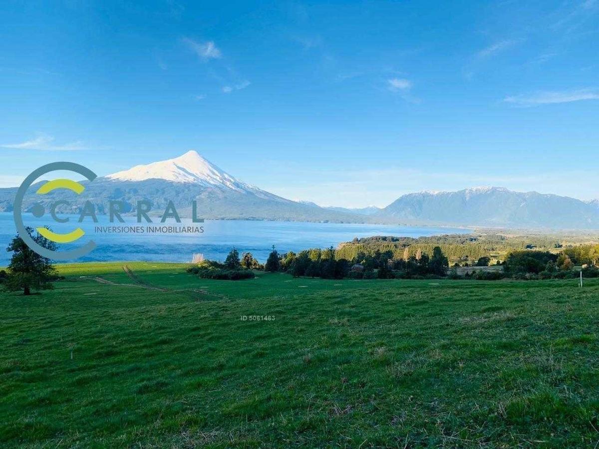 parcelas vista lago llanquihue y volcan osorno
