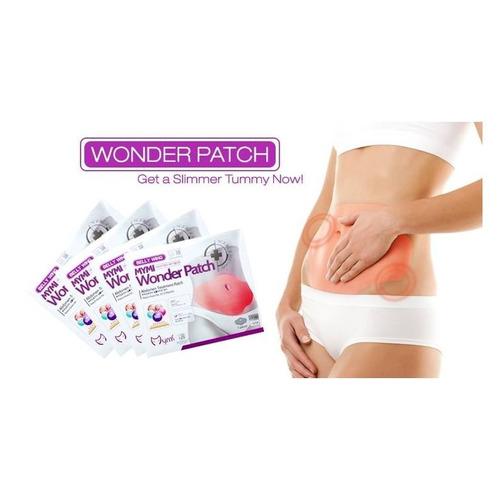 parche adelgazante abdominal wonder patch mymi