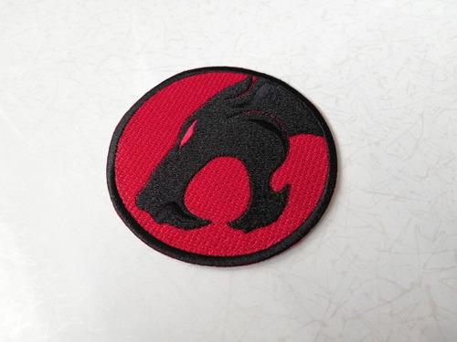 parche bordado de thundercats . thundercats aplique