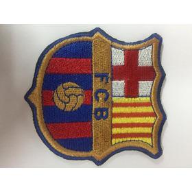 Parche Bordado Del Barcelona
