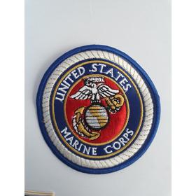 Parche Bordado Infantería De Marina Ee. Uu. Usmc