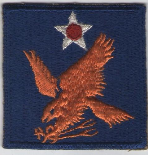 parche bordado nuevo army  u.s. air force division aguila
