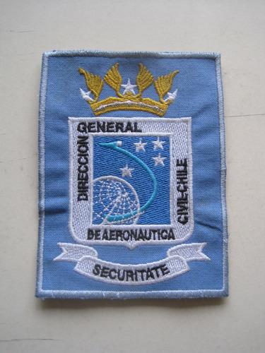parche - insignia dirección general de aeronáutica