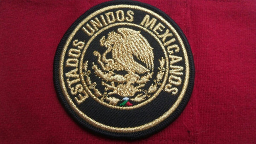 parche militar de guardias presidenciales