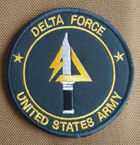 parche militar, delta force