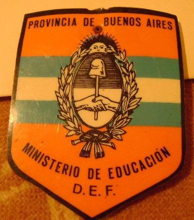 parche ministerio educacion de la provincia de bs as