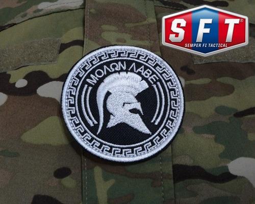 parche molon labe swat de semper fi tactical®