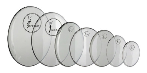 parche  n.8   oil-aceite  toms-tambor-bombo-bateria-drums