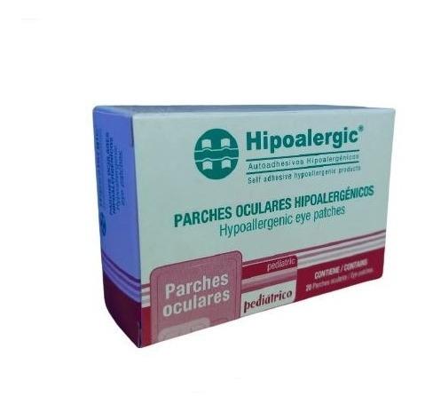 parche ocular pediatrico cja x20  hipoalergic balphin