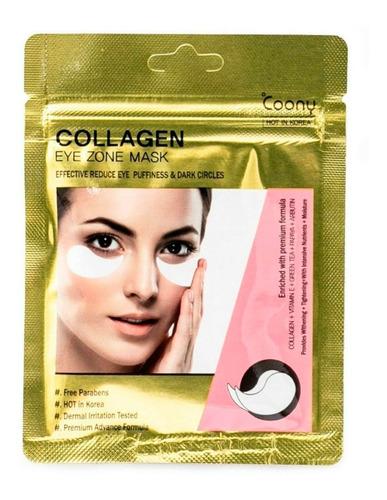 parche para ojeras collagen eye zone mask coony x30 unidades