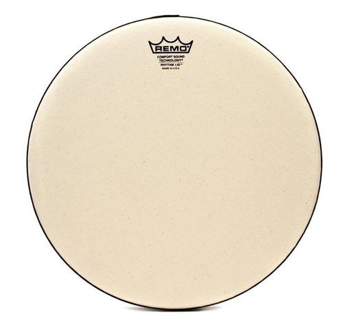 parche remo rhythm lid comfort sound 13  preafinado cuotas