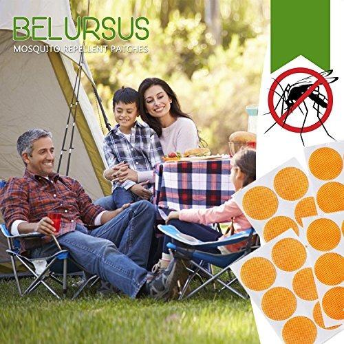 parche repelente para mosquitos60 unidades resellablesaceite