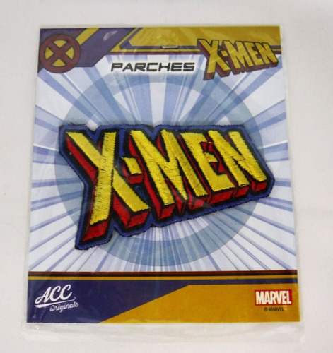 parche termo transferible marvel x-men x-men accoriginals
