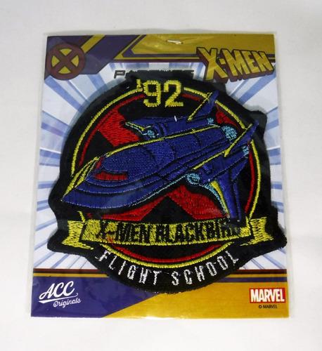 parche transferible marvel x-men blackbird '92 accoriginals