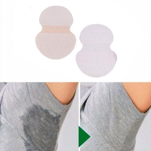 parches absorbe sudor y olor axila evita manchas 5par full