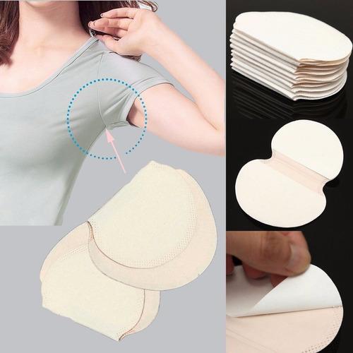 parches absorbe sudor y olor axila evita manchas sudar